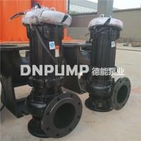 天津耐腐耐热式潜水排污泵