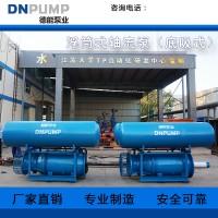 工程水泵潜水轴流泵