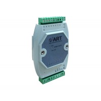 DAM-3019 8通道交流电通断与交流电开关状态监测模块
