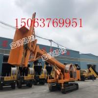 高边坡支护钻机型号供应6米,8米,10米 液压护坡锚固钻机
