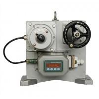 电子式角行程电动阀门SKJ-310CX
