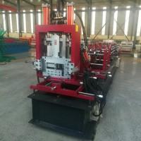 泊头兴和供应c/z 型钢檩条生产一体机设备