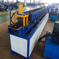 泊头兴和供应液压传动z型钢檩条生产机械