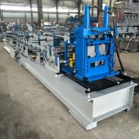 泊头兴和供应C型钢机械檩条成型机,大型厂房常用檩条