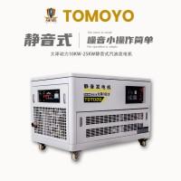 大泽动力10千瓦气油发电机