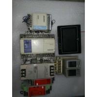 长沙洞阳收购整厂设备拆除回收价格西门子触摸屏PLC模块