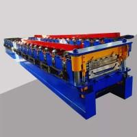兴和压瓦机现货有售430铝镁锰角驰压瓦机
