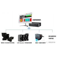 龙睿智能相机在3C行业的应用—视觉引导ABB机器人贴标签