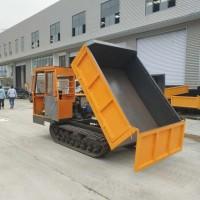 履带自卸车 多功能农用多功能运输车 小型果园农田用的搬运设备